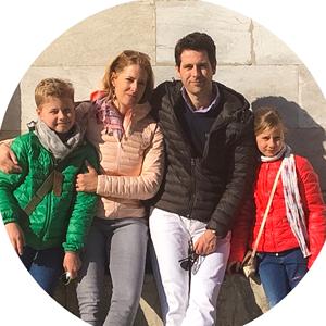 Familie Lager, März 2016