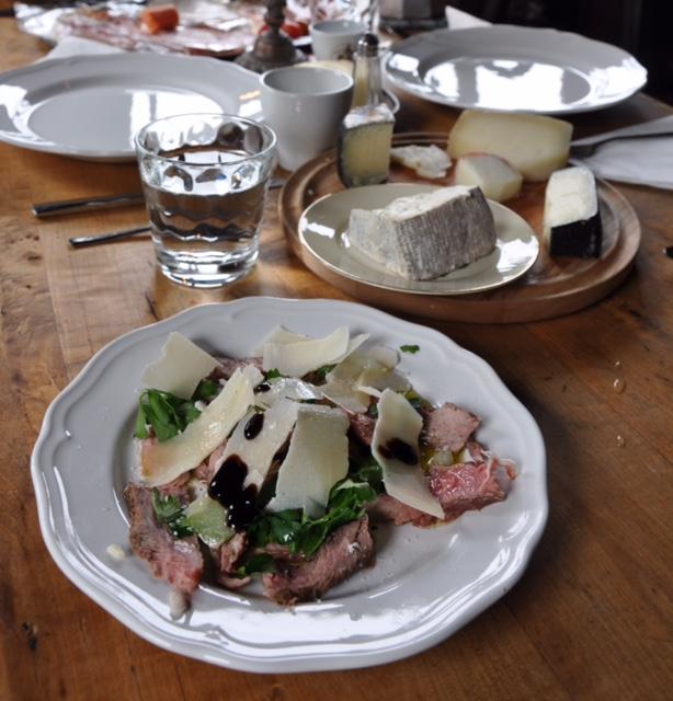 Simplice: kaltes bistecca fiorentina