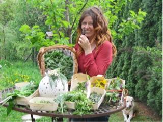 Magisch kochen mit Wild- und Heilkräutern