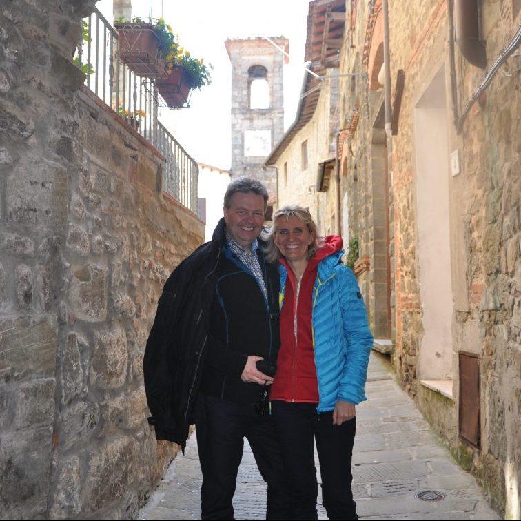 Robert & Renate Posch, März 2017
