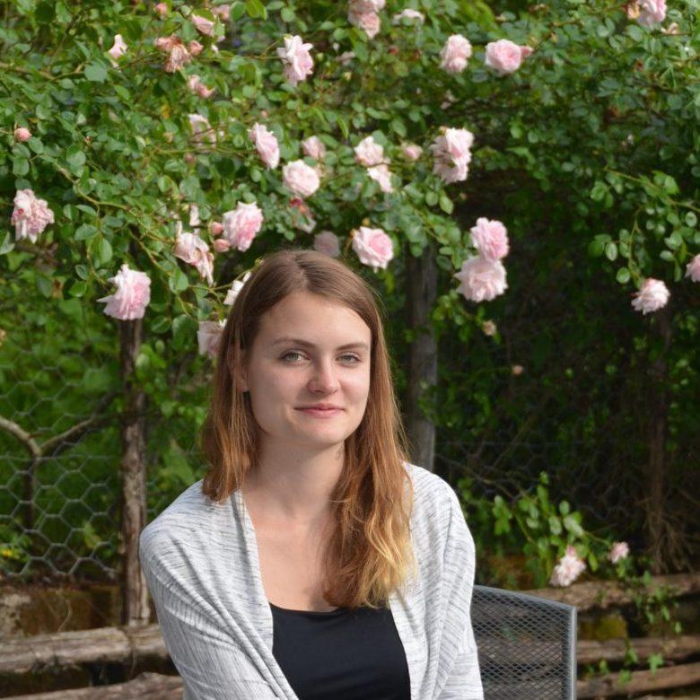 Lisa Eder, Mai 2016