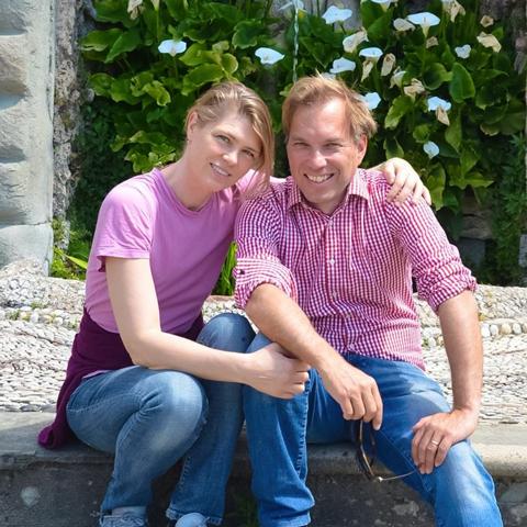 Barbara & Christian Frass LaGioiella Tuscanyspirits