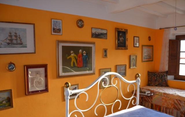 La Gioiella's Suite Schlafzimmer