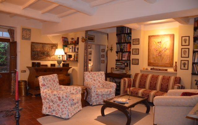 La Gioiella's Suite Wohnzimmer